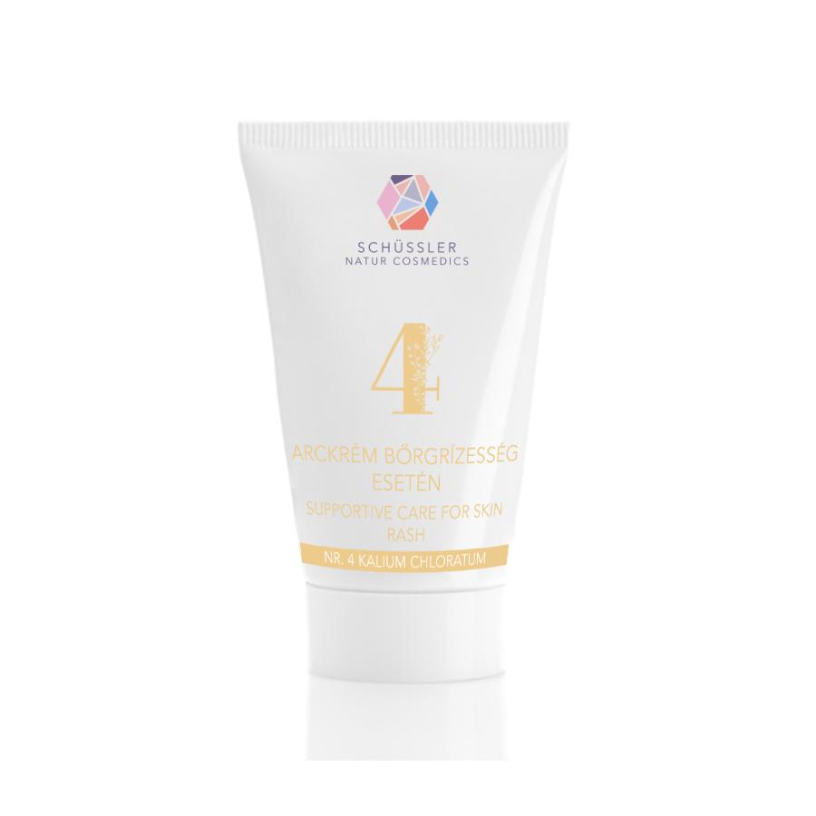 Nr.4. Schüssler natúr arckrém bőrgrízesség esetén